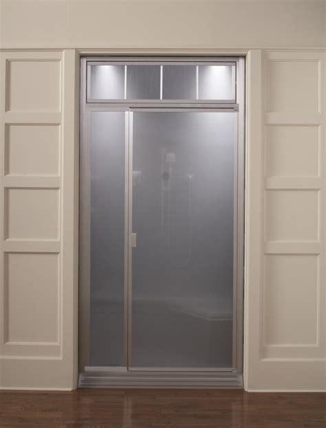 Steam Shower Glass Doors Pictures To Pin On Pinterest Steam Clean Shower Doors