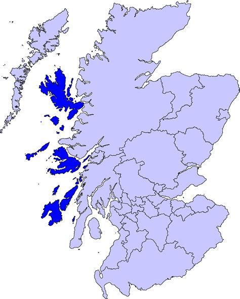 the hebrides by the inner hebrides mapsof net