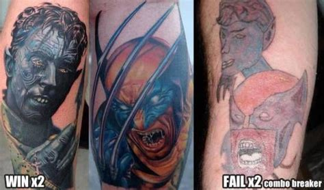 get what you get tattoo 10 cheap vs expensive tattoos you get what you pay for
