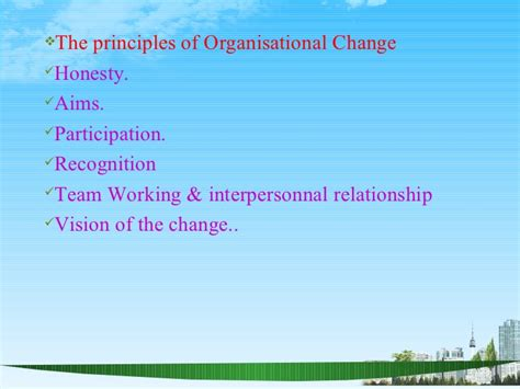 Mba For Working Professionals From Symbiosis by Change Process Ppt Bec Doms Mba Bagalkot Mba