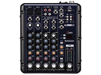 Mixer Audio Mini Murah naphon sa6 usb mini audio mixer