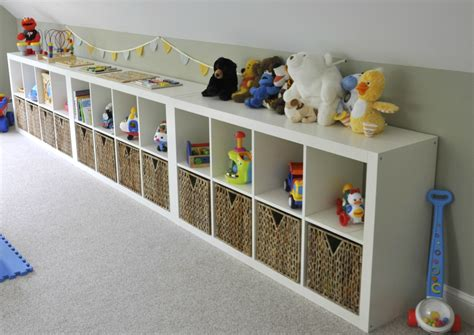 Ikea Basement Ideas Ikea Expedit Playroom Storage Reveal Basement Ideas