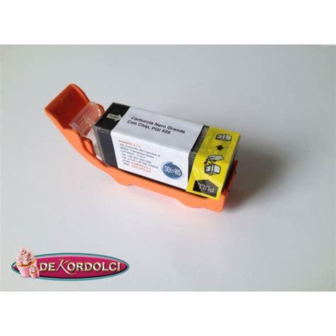 inchiostro alimentare cartuccia alimentare ricaricabile per stante canon