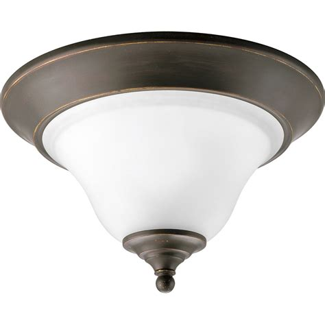 Progress Light Fixtures Progress Lighting P3475 20 Flush Mount Ceiling Fixture
