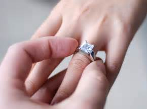 ring marriage finger why is an engagement ring worn in ring finger esandhi