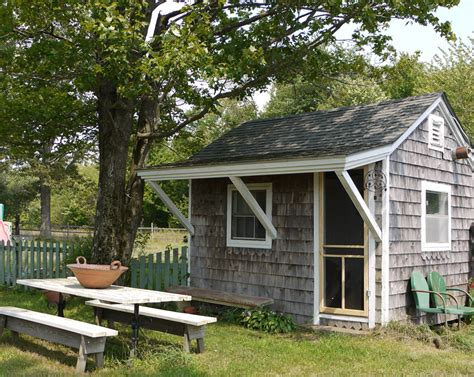 How To Turn A Shed Into A House by Garden Shed Guest House Tiny House Swoon