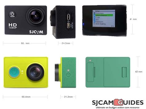 Sjcam 4000 Vs Xiaomi Yi xiaomi yi vs sjcam sj4000 which is better pevly