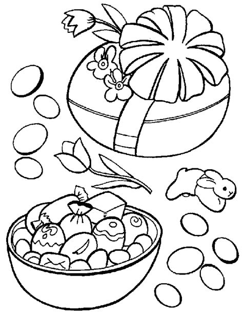 Easter Coloring Pages Collection Gt Gt Disney Coloring Pages Easter Coloring Page