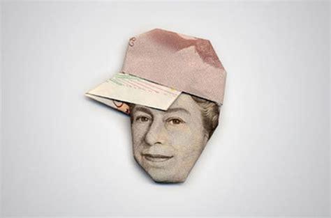 Money Origami Hat - moneygami by yosuke hasegawa shizzle kicks