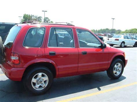 Kia Suv 2000 2000 Kia Sportage Car Photo Kia Car Pictures