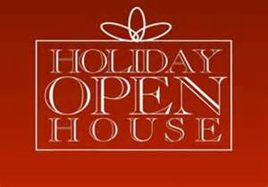 holiday open house clipart clipartsgram com