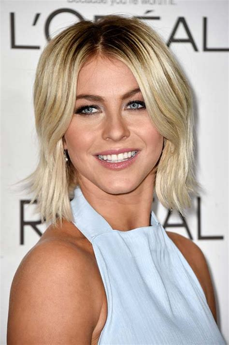 short bob centre part 50 stylish ways to wear center part hairstyles fashionisers