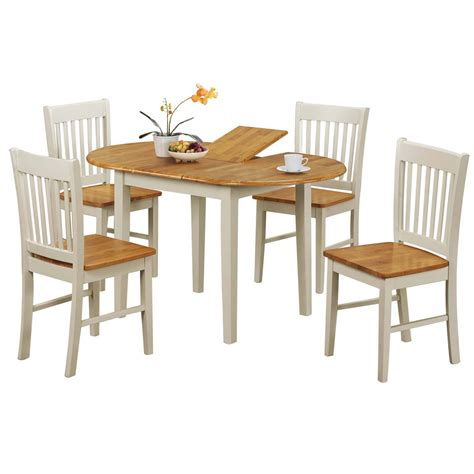 Dining Table Sets For 4 by Kentucky Extending Dining Table And Four Chairs Set