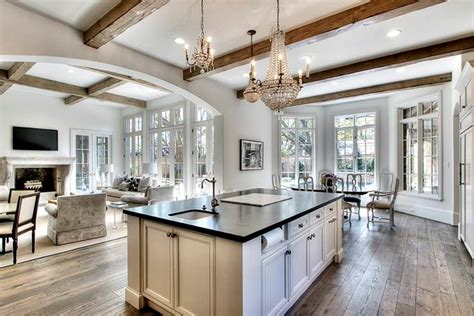 20 Open Concept Kitchen Designs   Page 2 of 4