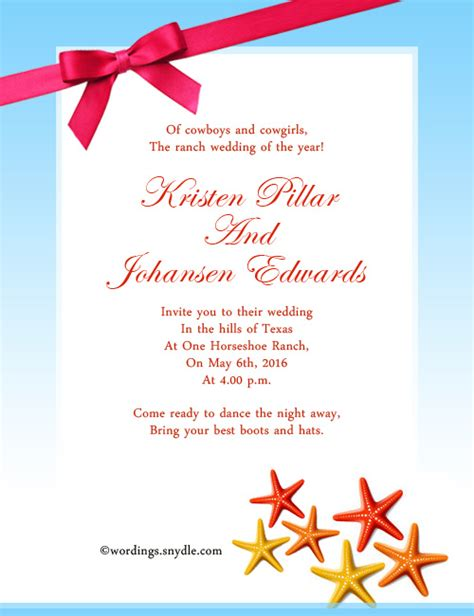 Wedding Announcement Not Invitation Wording
