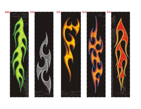 printable skull bookmarks flame bookmarks 3 kidspressmagazine com