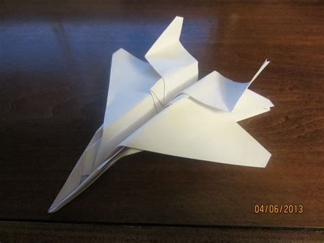 Fighter Jet Origami - f15 jet fighter by naganeboshni on deviantart