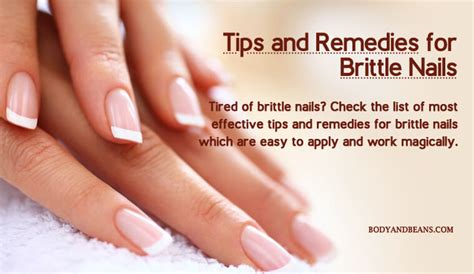 7 Remedies For Fragile Fingernails by 21 Tips And Remedies For Brittle Nails That S Effective