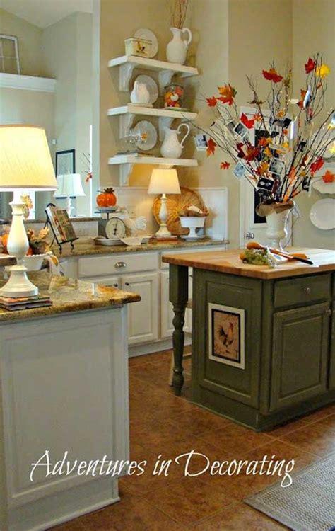 decorazioni per cucina decorazione cucina 35 idee per una decorazione autunnale