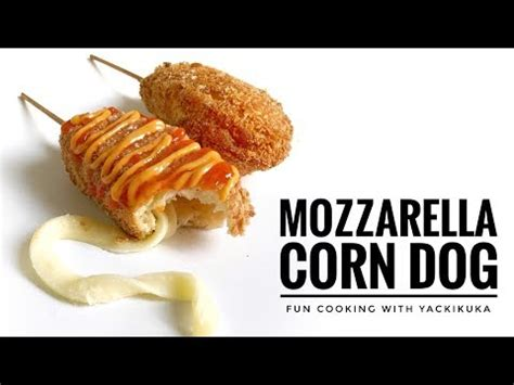 easiest corn dogs   world doovi