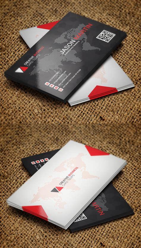 modern business card templates modern business card psd templates design graphic