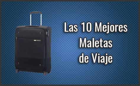 las  mejores maletas de viaje cabina comparativa jun