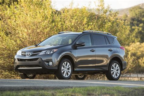 2015 Toyota Rav4 Limited Price 2015 Toyota Rav4 Limited Front Three Quarter 03 Photo 34