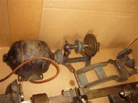 Vintage Sears Craftsman Metal Lathe Model 101 07301