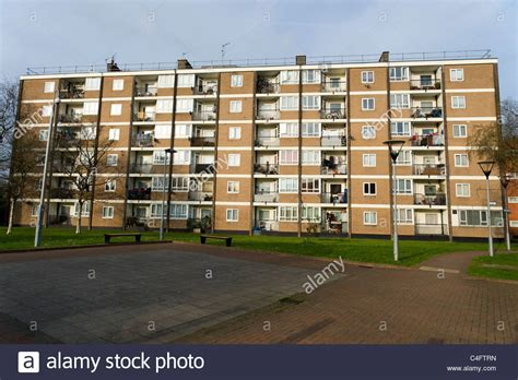 appartments uk block of council flats hackney london uk stock photo royalty free image 37228121
