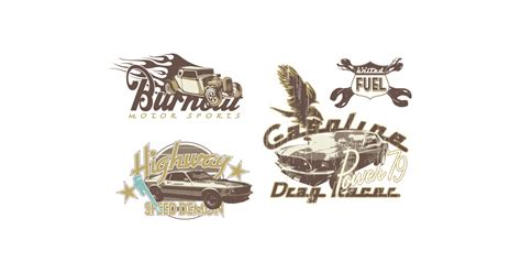 retro cars  shirt design  vector  png