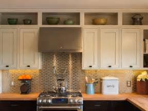 Above Kitchen Cabinet Storage Ideas Cabin 2012 Kitchen Pictures Cabinets Open Shelving And Open Shelves