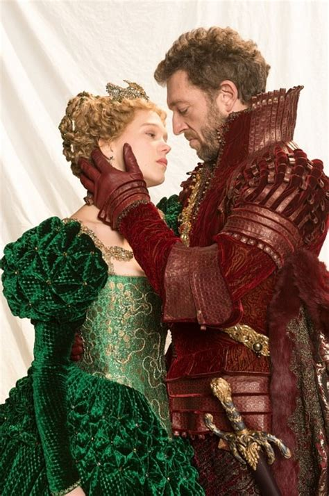 lea seydoux beauty and the beast trailer first look at lea seydoux and vincent cassel as beauty