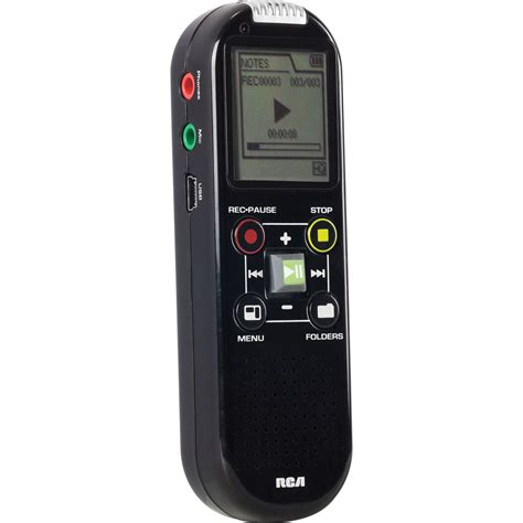 2gb digital voice recorder rca vr6320 digital voice recorder 2gb