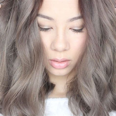 photos of light ash brown hair in african americans light grey brown hair color h a i r pinterest hair