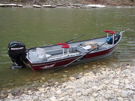drift boat hyde power drifter hyde drift boats