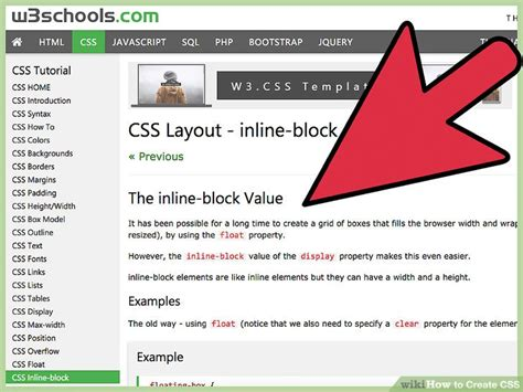 creating css gallery how to create css with pictures wikihow