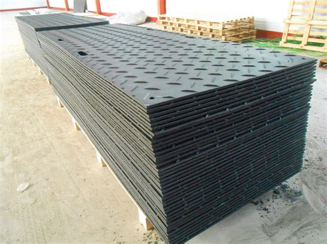 Composite Mat by Heavy Duty Matting Fro Larger Access Vehicles Construction