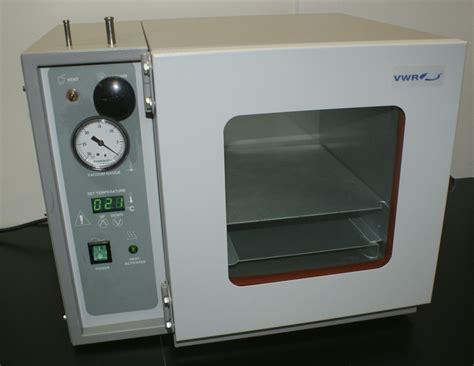 Oven Vacuum triad scientific vacuum vwr 1450m vwr signature