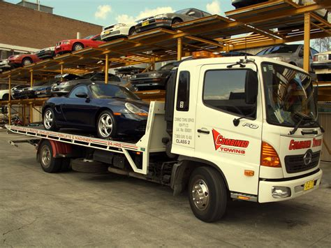 combined towing sydney specialist in prestige vehicles