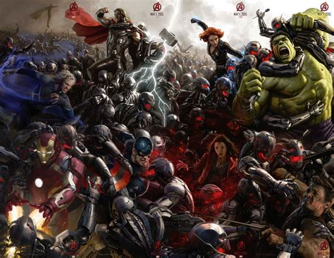 Avengers: Age of Ultron (Movie)   Comic Vine