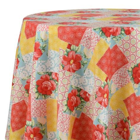Patchwork Tablecloths - the pioneer patchwork tablecloth walmart canada