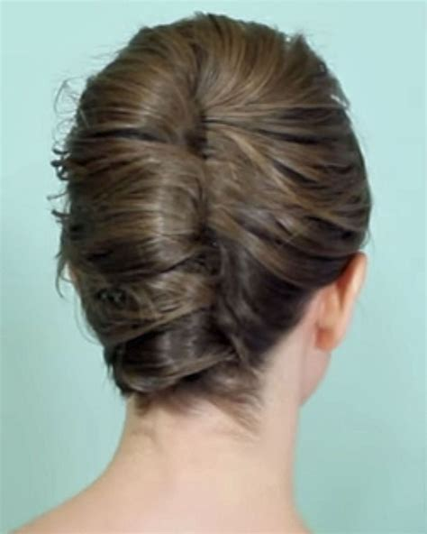 how to do a french twist a simple french twist for short hair french twists and