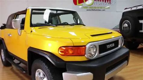 convertible toyota truck sold 2008 toyota fj convertible for sale