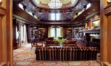 best home libraries best bedroom design home library with fireplace two story