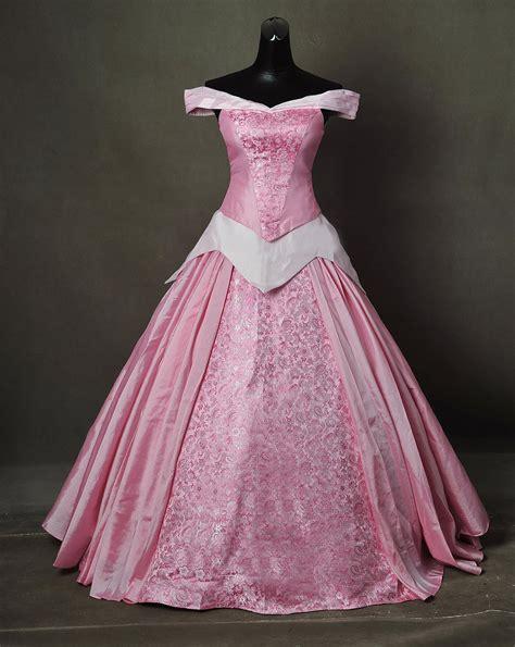Labella Pink Top Dress sleeping brocade by addictedtomagic