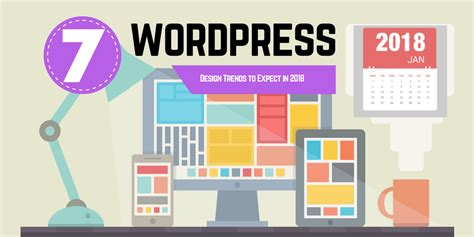 wordpress old layout 7 wordpress and web design trends to watch in 2018