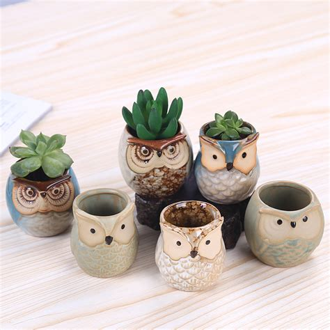 cute planters planters 2017 cute pots for succulents ideas succulent