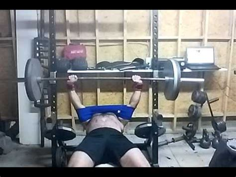 245 bench press slingshot bench press 245 x 4 youtube
