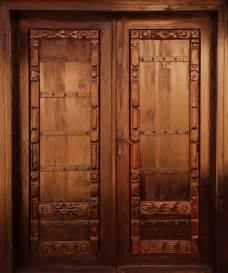 Door Design In Wood by Elegant Wooden Carved Simple Doors Designs Ideas Home