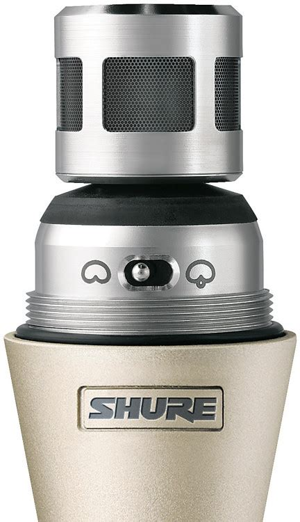 Mic Wireless Shure Ur 800 shure ur2 ksm9 g1 band 470 530 mhz silver sweetwater
